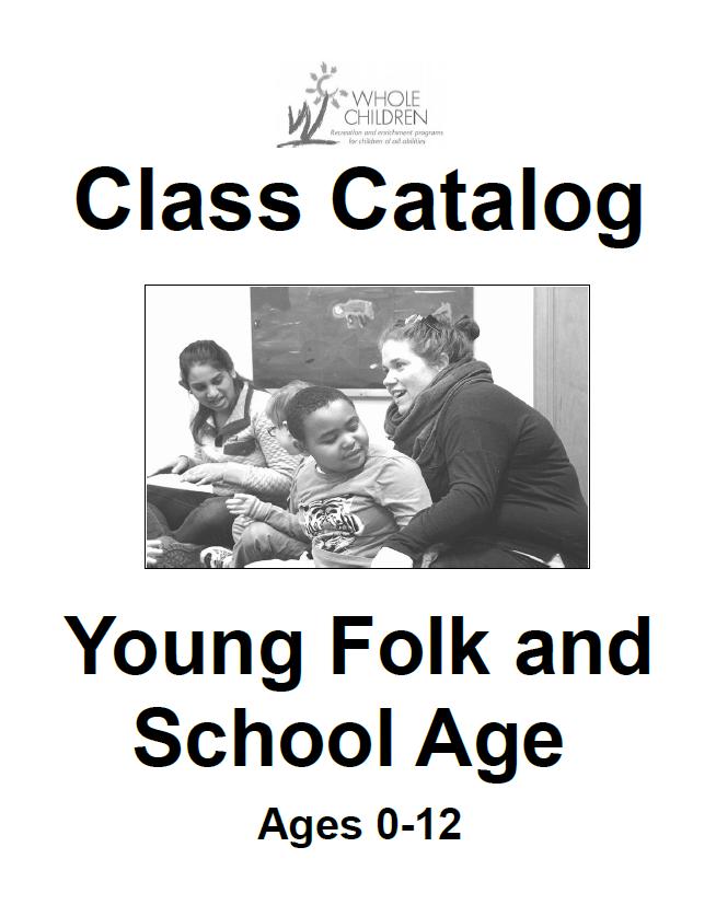 YF Class Catalog