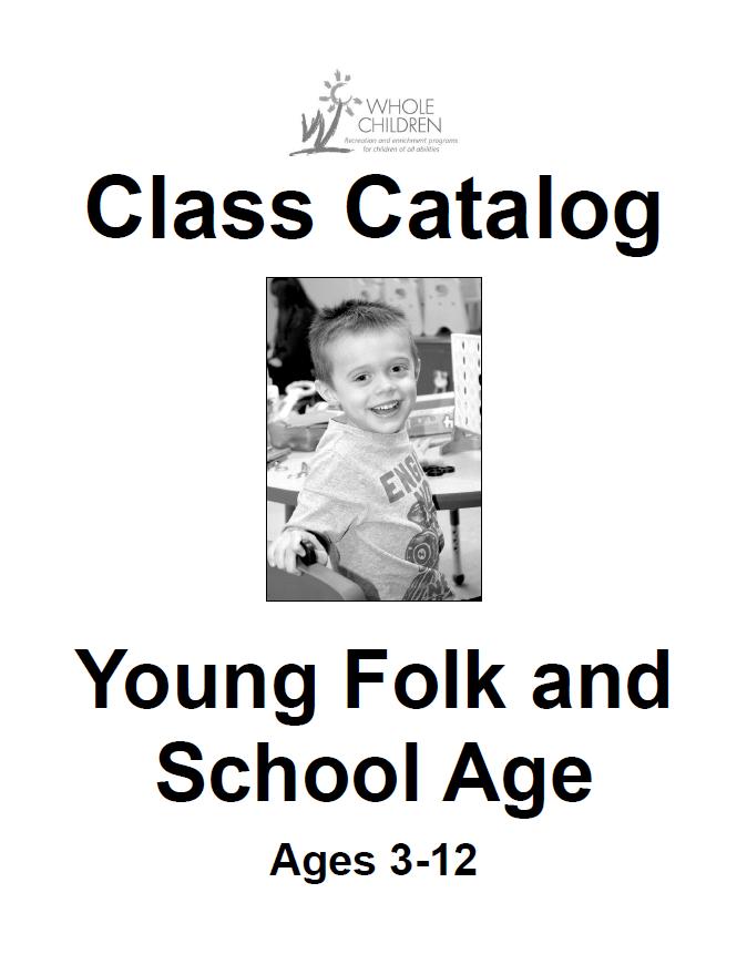 young folks & school age AC