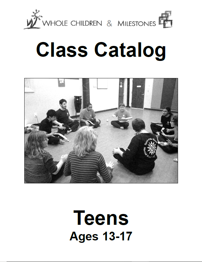 Teens Accessible Fall 2019