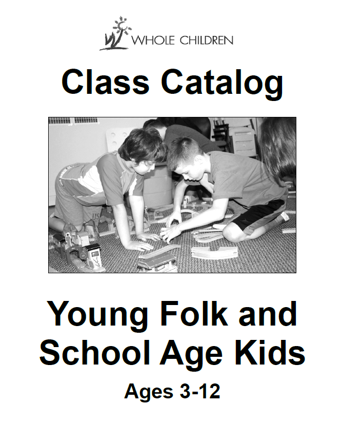 School Aged Accessible Catalog Winter 2020