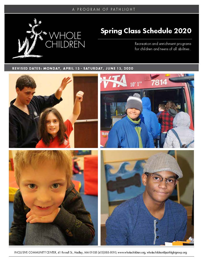 WC_ClassCatalog_Spring2020 __REVISED_cover_Page_1